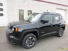 new jeep renegade black 2017 black jeep renegade sport 4x4 119111608 gtcarlot com car