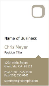 ms word business card templates document templates
