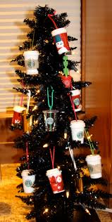 starbucks christmas tree christmas decorating ideas pinterest