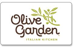 cards photo gift cards olive garden italian restaurant