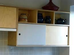 Kitchen Cabinet With Sliding Doors Kitchen Cabinet Sliding Door Sliding Door Wall Cabinet Style 1 2