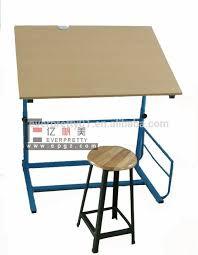 Drafting Table Wood School Furniture Student Use Wood Drafting Table Buy Wood