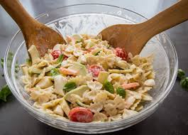 creamy italian pasta salad an italian in my kitchen