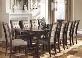 dining room modern ashley furniture round dining room sets