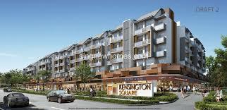 kensington square floor plan kensington square freehold new launch upper paya lebar 新公寓