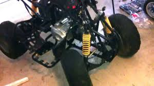 110 cc chinese quad atv transmission problem diagnosis 1 youtube