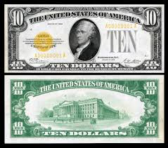 fake 100 bill template and united states ten dollar bill