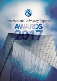 international advisory experts 2017 awards by international