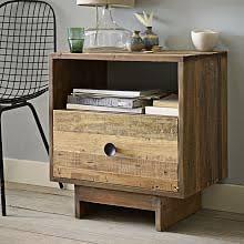 modern nightstands west elm