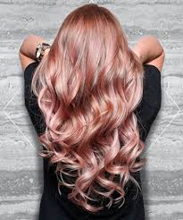 rose gold hair color 19 rose gold hair color looks to try right now