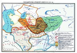 Asia Maps by Maps Of Russian History