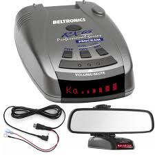 beltronics rx65 red professional series radar and laser detector