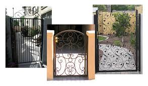 iron gates and iron fences in las vegas and henderson nv