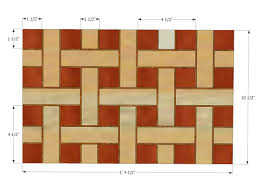 how to make a basket weave cutting board untitled