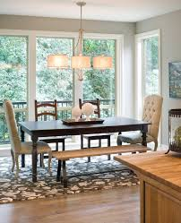 French Doors Dining Room by Breakfast Table Light Kitchen Transitional With Kitchen Table
