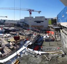 Yorkdale Floor Plan Yorkdale Expansion Now Rising Above Ground Level Urban Toronto