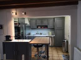 ouverture salon cuisine cuisine ouverte sur la salle incroyable ouvrir la cuisine sur le