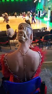pin by katarzyna żylińska on hair ballroom pinterest ballroom hair