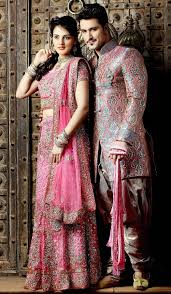 Indian Wedding Dress For Groom Wedding Dresses For Bride And Groom Indian