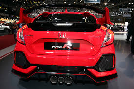 2017 honda civic type r review top speed