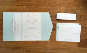 a6 invitation envelopes delicate blush wedding pockets
