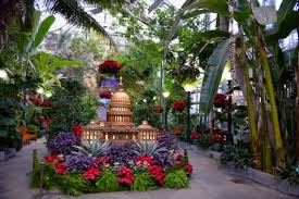 Us Botanic Garden Season S Greenings National Parks And Historic To Open