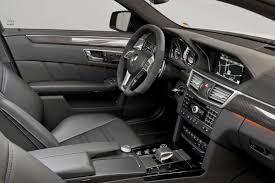 E63 Amg Interior 2012 Mercedes E63 Amg Gets New 5 5 Liter V8 Bi Turbo With Up To 557hp