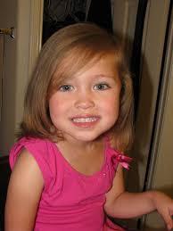 cutest haircut for little with long hair cute little