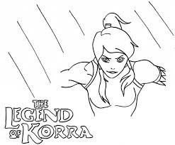 bravery story of a avatar the legend of korra 20 the legend