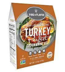and flavor turkey brine flavor turkey cajun brine kit 16 6