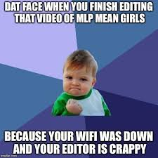 Meme Face Picture Editor - success kid meme imgflip
