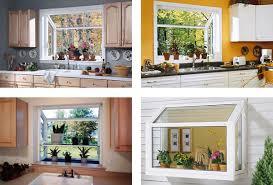 kitchen garden window ideas garden bay windows for kitchen 28 kitchen window garden