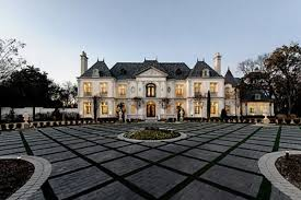 French Chateau Style Luxury French Chateau In Texas Luxury Topics Luxury Portal
