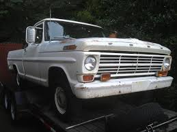 1985 Ford F100 Hackster U0027s 1968 F100 Cv Swap The Fordification Com Forums