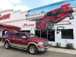 Dodge Ram Truck Accessories - fully loaded 2011 dodge ram 1500 topperking topperking