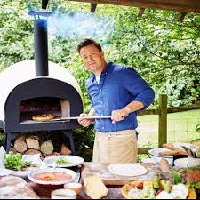 Jamie Oliver Kitchen Appliances - jamie oliver ovens dome 80 leggero wood fire pizza oven u2013 the