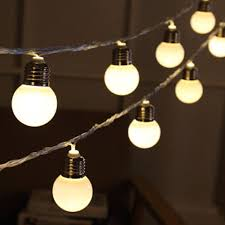 led globe string lights image collections home fixtures