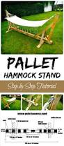 Diy Portable Hammock Stand Best 25 Hammock Stand Ideas On Pinterest Diy Hammock Stand