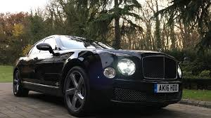bentley mulsanne bentley mulsanne orion luxury services