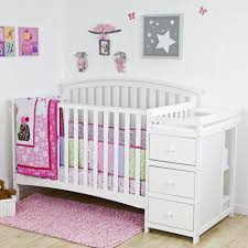5 In 1 Convertible Crib by Dream On Me Crib And Changer Combo Creative Ideas Of Baby Cribs