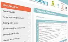 bonificaciones contratos 2016 contrato docente 2016 bonificación por discapacidad y licenciado de