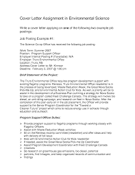 best ideas of cover letter scientist example for sample