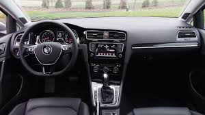 volkswagen tdi interior review 2015 volkswagen golf 1 8t highline canadian auto review