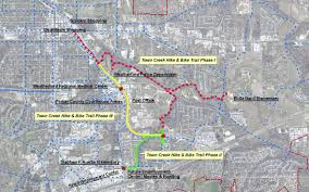 city seeking funding for town creek trail extension news