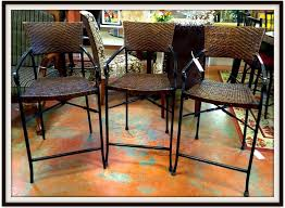Pier One Bistro Table And Chairs Furniture Black Pier One Bar Stools Ideas Pier One