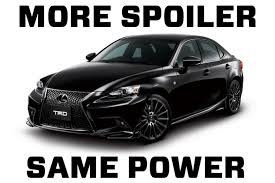 lexus isf motor lexus is f sport is all