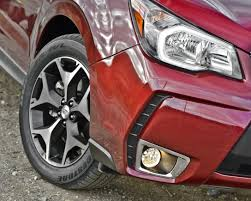 red subaru forester 2015 2015 subaru forester overview the news wheel