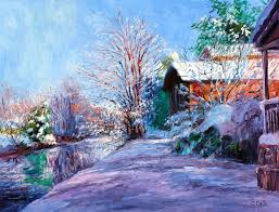 Impressionist Landscape Painting by Impressionist Painting And Why It U0027s A Great Time To Be An Artist