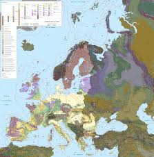 European Continent Map by File Continental European Union Geological Map Fr Jpg Wikimedia