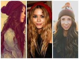 quick and easy hairstyle ideas for wearing a beanie hair world